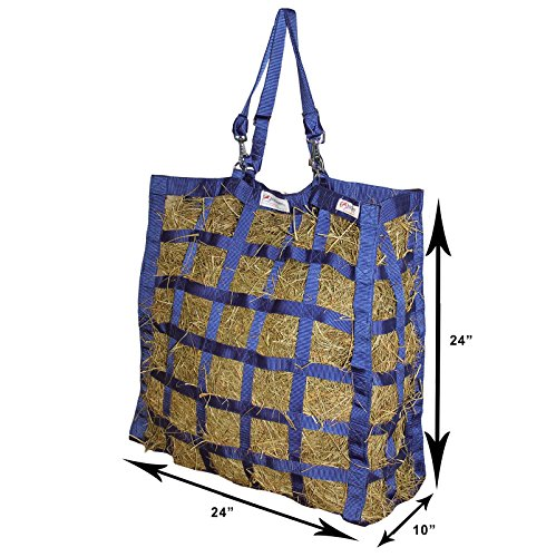 Derby Originals Patented Easy Feed Four Sided Hay Bag with One Year Limited Manufacturer Warranty by Derby Originals (Image #2)