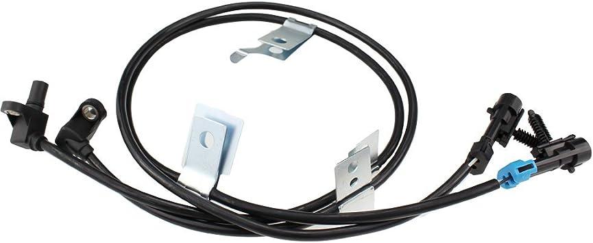 2Pcs ABS Wheel Speed Sensors Front Left /& Right Fits  For  Chevrolet  GMC Trucks