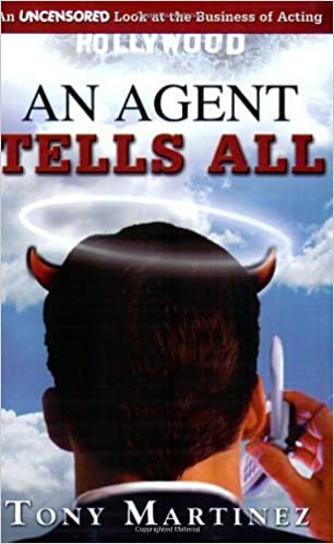Book An Agent Tells All by Tony Martinez (2005-02-01)