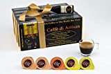 Cheap Year End Clearance Sale Coffee Pods, 50 Colombian Ethiopian Indian Flavored Coffee Capsules. Without Nespresso or Keurig Coffee Machine, 100% Recyclable Luxury Coffee Pods. Free Frother with 1st order