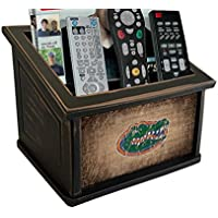 Fan Creations C0765-Florida University of Florida Woodgrain Media Organizer, Multicolored