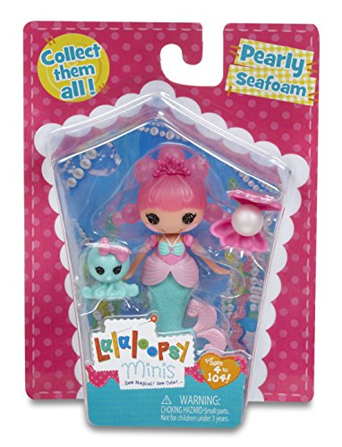 Lalaloopsy Mini Doll- Pearly Sea Foam
