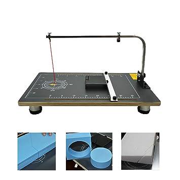Máquina de corte de espuma de mesa GDCB, mesa de trabajo de corte ...
