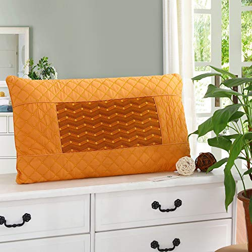 HealthyLine - Therapeutic Pillow - Natural Sleep Aid and Wake Up Fast - Promotes Calm & Relaxation, Stay Asleep - Wake Up Refreshed and Get Out of Bed Fast