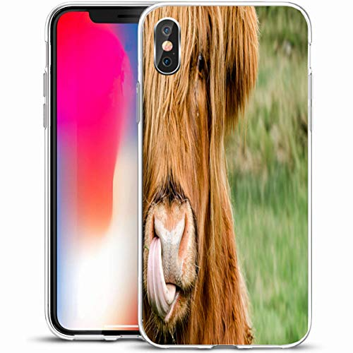 - Ahawoso Slim Protective Phone Case for iPhone X/XS 5.8