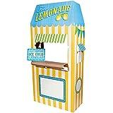 BirthdayExpress Carnival Games Party Supplies - Lemonade Cardboard Stand