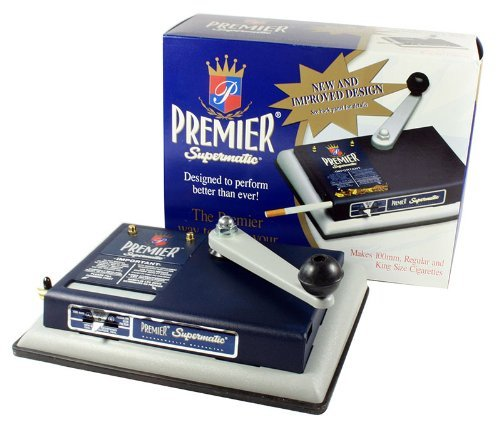 Premier Supermatic Cigarette Machine (PREMIER Supermatic Cigarette Injector Machine by The Big Easy Tobacco)
