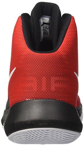 Nike Air Precision, Zapatos de Baloncesto para Hombre Blanco (White)