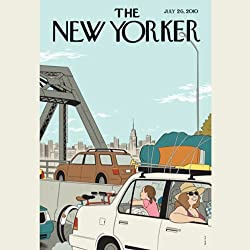 The New Yorker, July 26th 2010 (Jonathan Franzen, Anthony Gottlieb, William Finnegan)