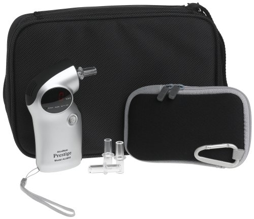 AlcoMate Prestige AL6000 Breathalyzer Technology product image