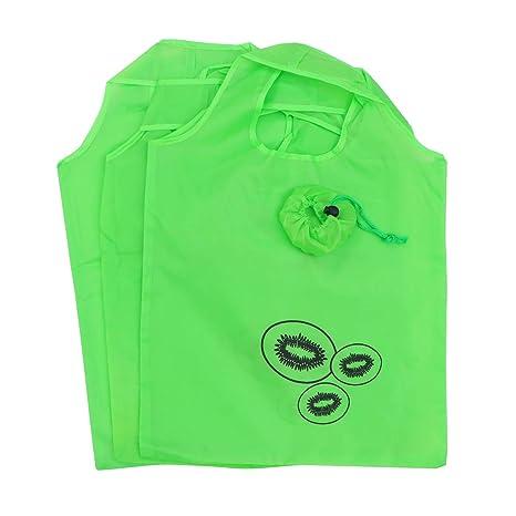 BESTONZON 5 piezas de frutas bolsas de compras reutilizables ...