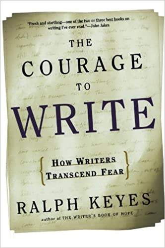 Image result for the courage to write