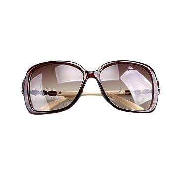 Gafas de Sol Gafas de Sol Redondas Mujeres de la Cara Marea ...