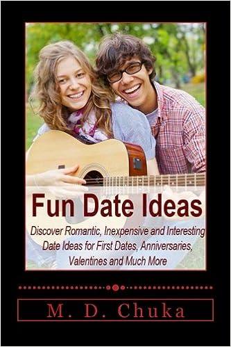 Interesting dating ideas