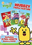 Wubbzy Triple Feature Dvd