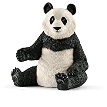 Schleich 14773 North America Giant Panda, Female Toy Figure