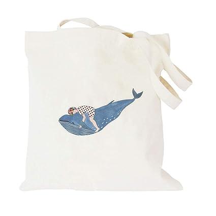 Amazon.com | Bolsas de lona bolsas de compras para chicas ...