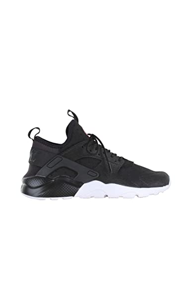 premium selection 07b2f feb3b Nike AIR Huarache Run Ultra PRM GS - Trainers, Men, Black - (Black Black-University  red-White), 39  Amazon.co.uk  Shoes   Bags