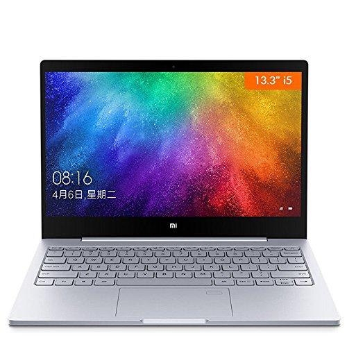 Xiaomi laptop air13 Fingerprint Sensor 13.3 inch Intel i5-7200U 8GB DDR4 256GB PCIe SSD Windows10 MX150 2GB GDDR5