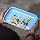 Metal Cigarette Rolling Tray by V Syndicate