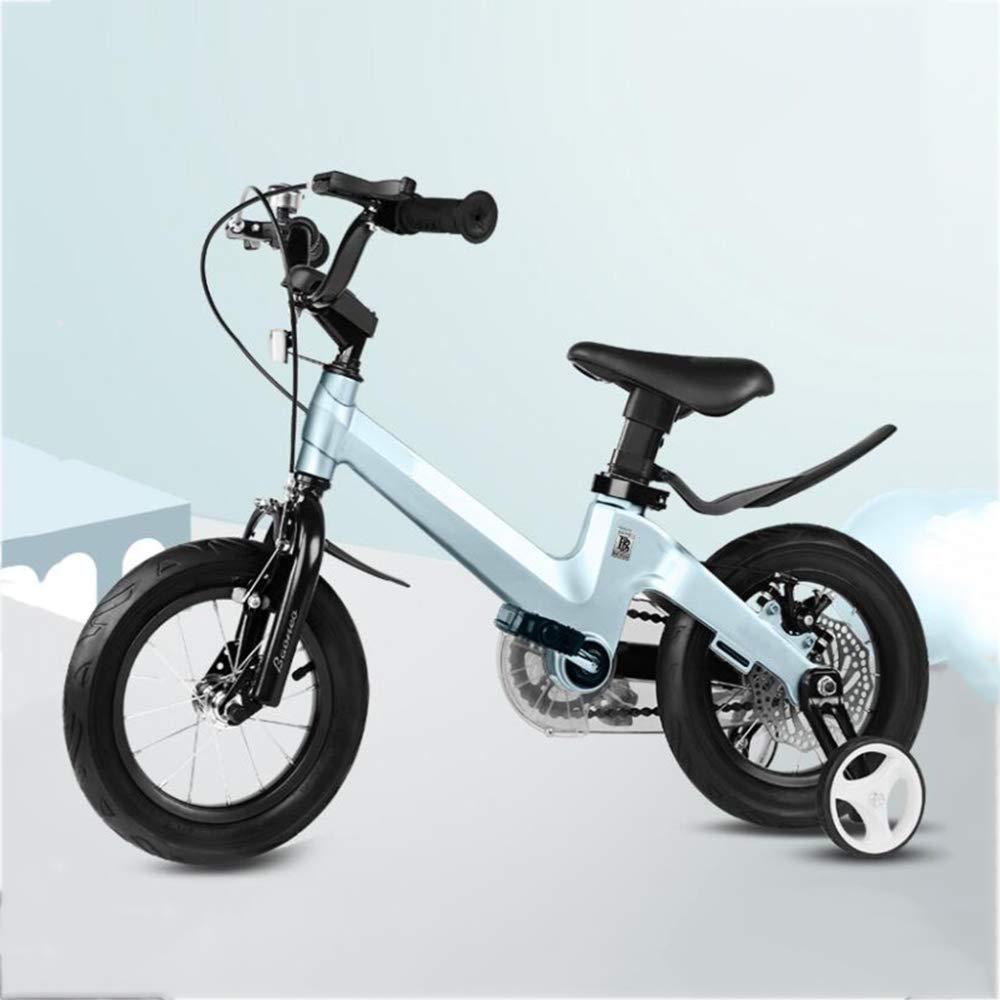 BICYCLE AB Bici per Bambini Bici per Bambini Bici per Bambini Regolabili manubri per Bambini Toddlers Uomo e Donna Bici Confortevole e sicura Regalo per Ragazzi e Ragazze