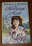 The Marriage Mart, Patricia Burns, 0708933068