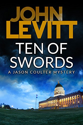 Ten of Swords (Jason Coulter Mysteries Book 2) cover