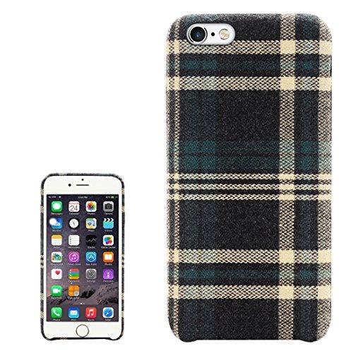 Phone Taschen & Schalen Für iPhone 6 Plus & 6s Plus Scotisieren Tuch Schutzmaßnahmen zurück Fall ( SKU : IP6P0840B )