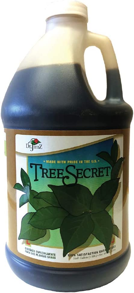 Tree Fertilizer, Tree Secret 64oz, Save Your Dying Tree, All Natural, Bioavailable, Loaded with Nutrients, Works On All Trees !