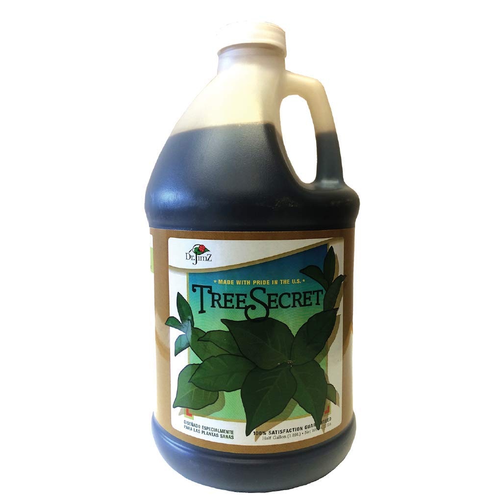 Tree Fertilizer, Tree Secret 64oz, Save Your Dying Tree, All Natural, Bioavailable, Loaded with Nutrients, Works On All Trees ! by Dr. JimZ