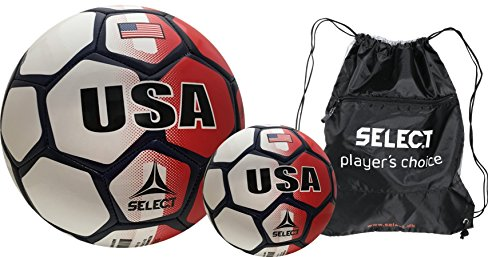 SELECT USA World Cup Country Combo Soccer Ball Pack -