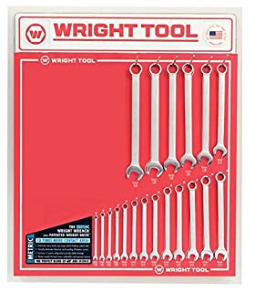 Wright Tool D980 Metric Combination Wrenches, Full Polish (B00A1BRCNG) | Amazon Products