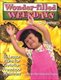 img - for Wonder Filled Weekdays Summer Downloadable by Goodson Millie S. (2000-03-01) Paperback book / textbook / text book