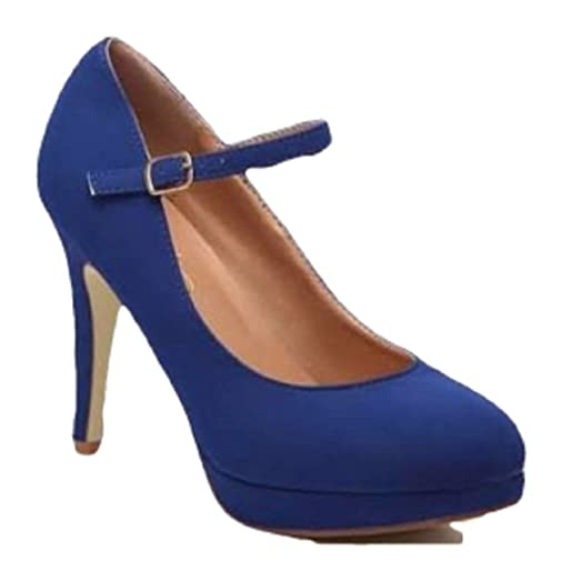 Inexpensive cheap price Journee Collection Shelby ... Women's Platform Mary Jane Heels discount order vESwBuw