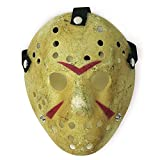 Friday The 13th Jason Voorhees Freddy Myers Prop Hockey Mask Costume