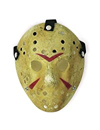 Friday The 13th Costume Prop Horror Hockey Mask Jason Vs. Freddy Halloween Myers
