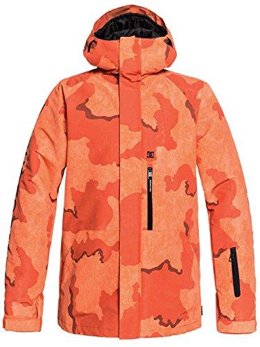 Men Dc Da Neve Camo Uomo Red Shoes Orange RipleyGiacca Dcu 29DIWEHY