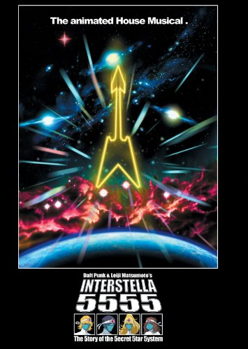 Price comparison product image Daft Punk - Interstella 5555