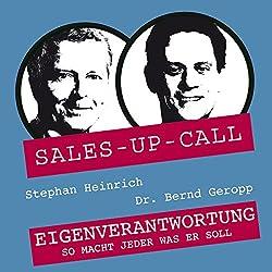 Eigenverantwortung (Sales-up-Call)
