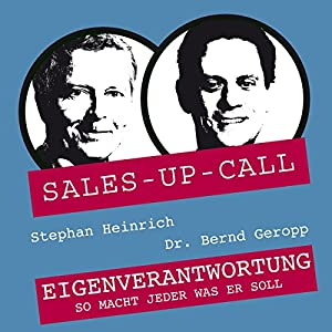 Eigenverantwortung (Sales-up-Call) Hörbuch
