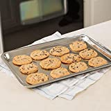 Product review for Lindy's Stainless Steel Heavy Baking Sheet