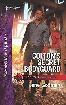 Colton's Secret Bodyguard by Jane Godman