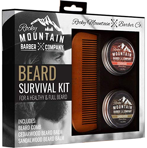 Beard Gift Set All One