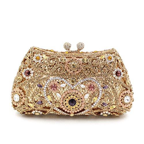 Sac De De Femme Diamant Soirée Luxe I Pour En zzrUqdS