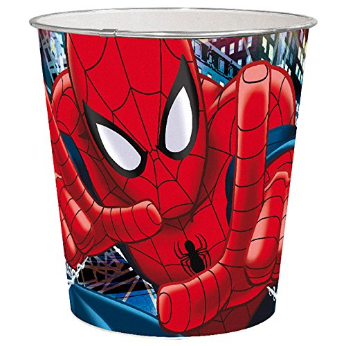 Dustbin - Spiderman Boyz Toys 2248