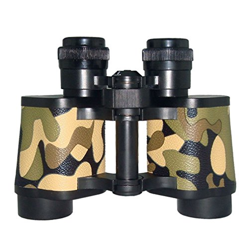 Luwint 8×30 Compact Marine Binoculars - High-powered Camo M