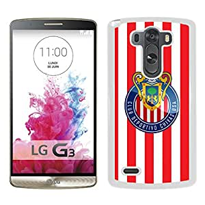 Beautiful And Fashional Designed Cover Case For LG G3 With Chivas White Phone Case 2