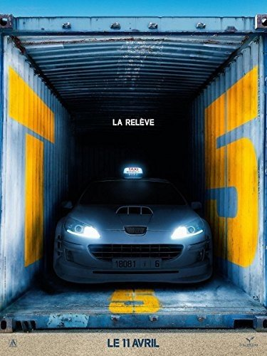 CD : Taxi 5 - Taxi 5 (France - Import)
