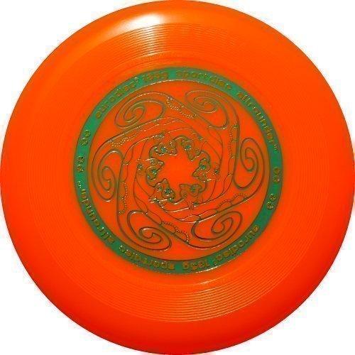 1 opinioni per Eurodisco 135g Frisbee spiaggia ragazzi/bambini Ultimate arancione