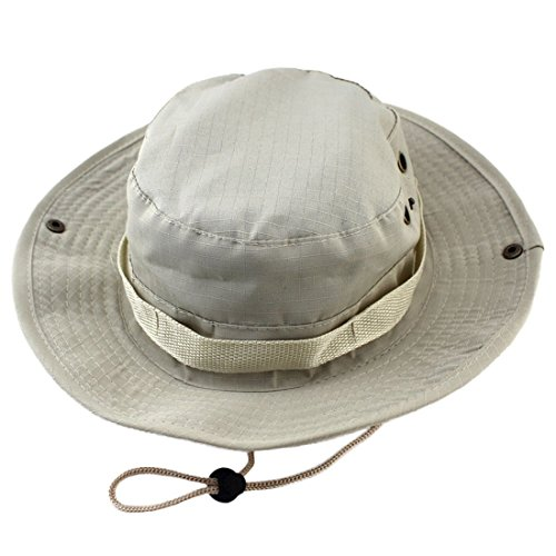Tanming Outdoor Camouflage Hat/Boonie/Fisherman Hat (Mi (Fisherman Costumes For Adults)
